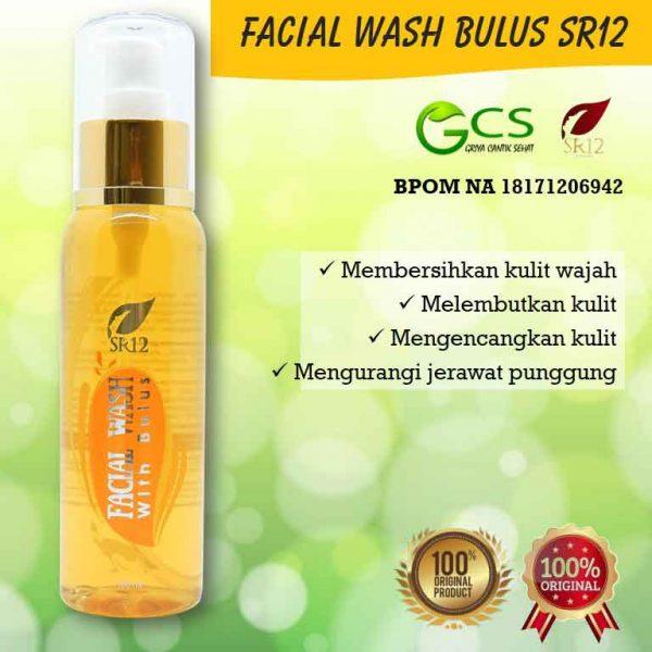 facial bulus sr12