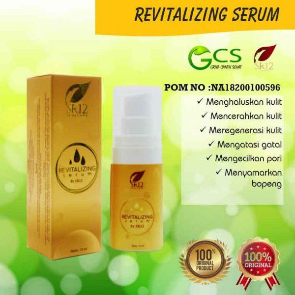 revitalizing serum