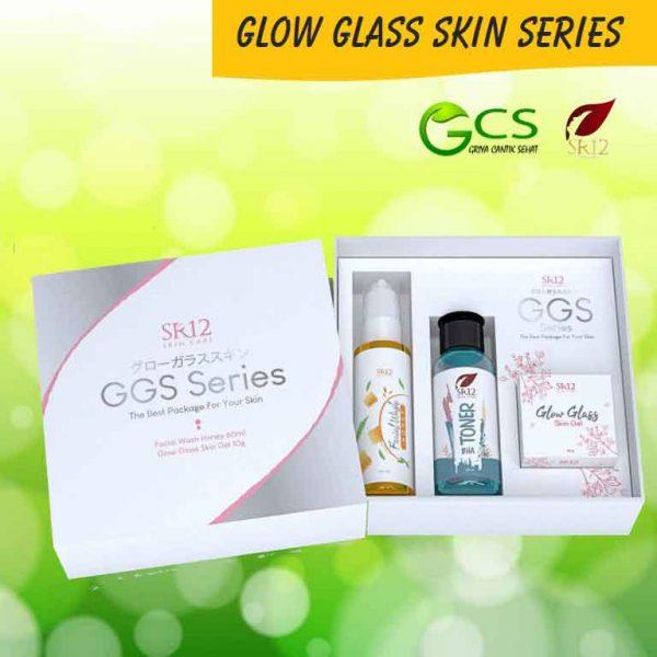 glow glass skin series GGS sr12 skincare